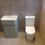 Basin and Toilet Installation by Daniel Delaney Plumbing & Heating Engineers